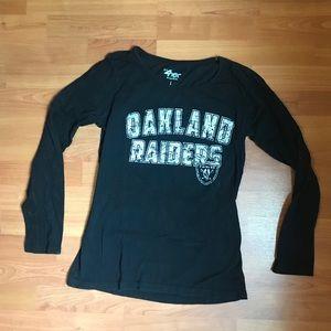 Oakland Raiders long sleeve